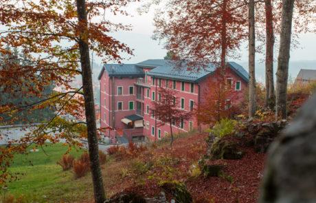 Un respiro a Villa Tabor