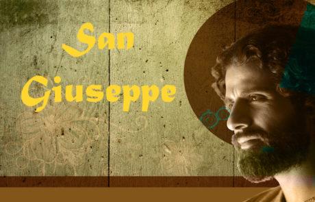 San Giuseppe vieni a casa!